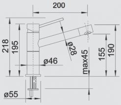 BLANCO-ALTA-Compact-SILGRANIT-nakres-1
